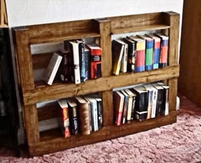 ... Ideas with Pallet Wood | Pallet Furniture Plans - amazine.com