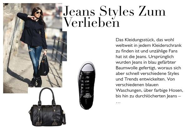 Jeans Styles zum Verlieben