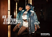 Diesel HAɄTE COUTURE Capsule Collection