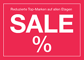 SALE: Top-Marken bis -70%