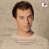 Thibault Cauvin – The Vivaldi Album / Sony 889853511826 / CD € 17,95