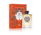 Ein Cologne very british:  24 Old Bond Street von Atkinsons duftet nach Wacholder, Rose, schwarzem Tee und einem Eichenfass-Whiskey-Akkord.  Eau De Cologne, Limited Edition,  ab 179,90 €  / 100 ml