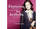 Arabella Steinbacher/Lawrence Foster – Fantasies, Rhapsodies & Daydreams by Arabella Steinbacher / Pentatone / CD € 17,95
