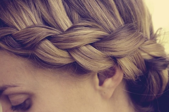 relaxed summer braid