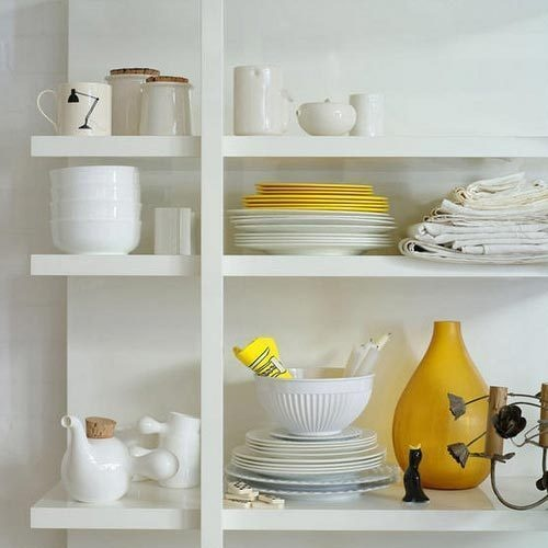 A simple way to add yellow...