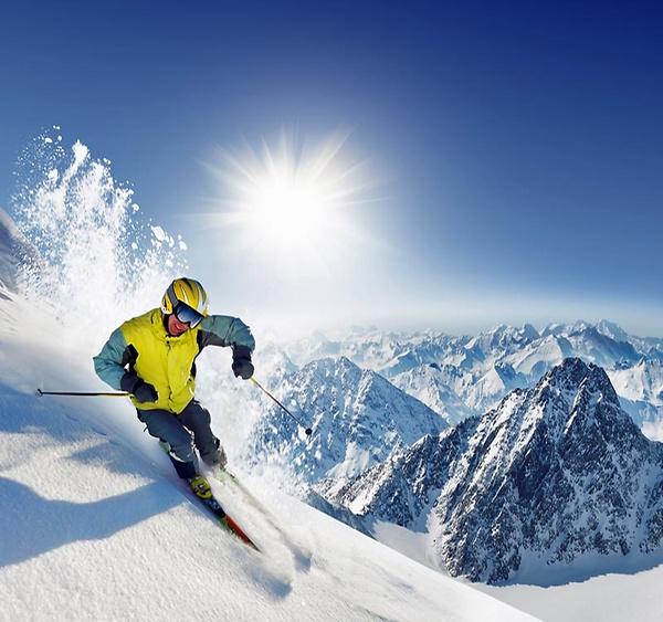 Ab auf die Piste: Skiurlaub mit weg.de
