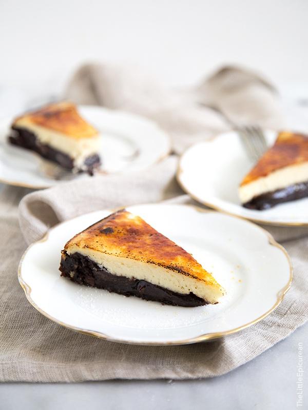 Brûlée Cheesecake Brownies