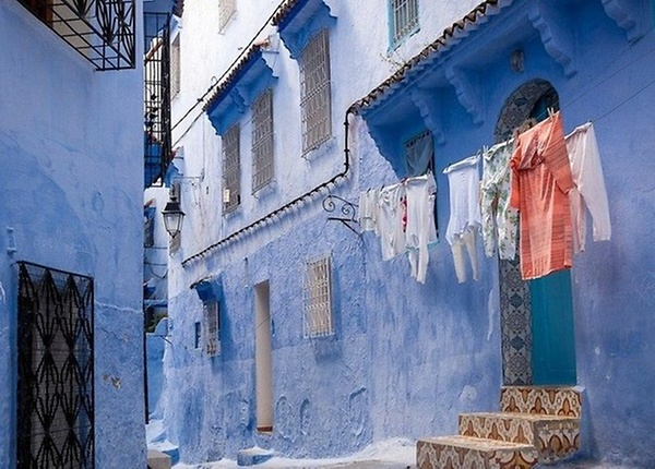 Chefchaouen - The Blue City In Morocco