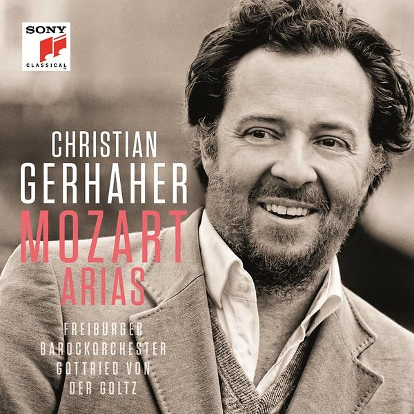 Christian Gerhaher - Mozart Arias/Sony 88875087162/CD € 17,95.