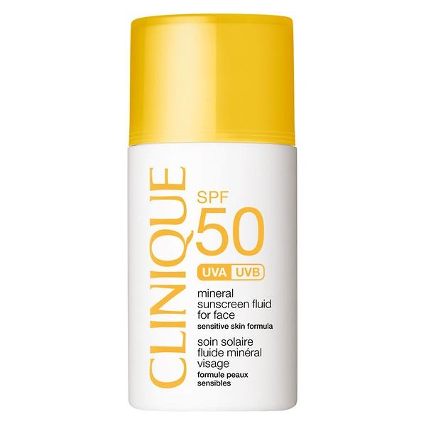 Clinique Sun - SPF50 Mineral Sunscreen Fluid for Face CHF 27.00