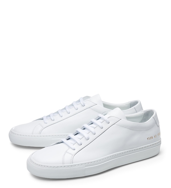 Common Projects - Sneaker 'Achilles' weiß