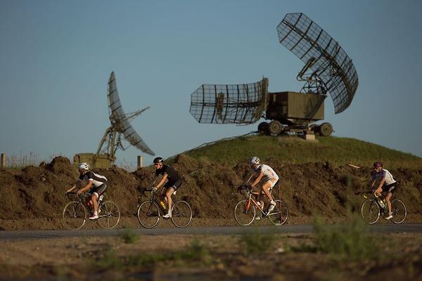 Conquering Trans-Siberia on a bike!