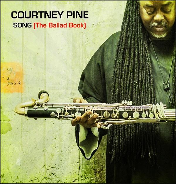 Courtney Pine - Song (The Ballad Book). Indigo 777102468X/ CD € 17,95.