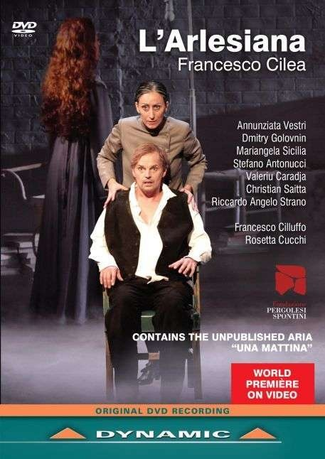 Francesco Cilea - L'Arlesiana/Cucchi/Dynamic 37688/DVD.€ 25,95