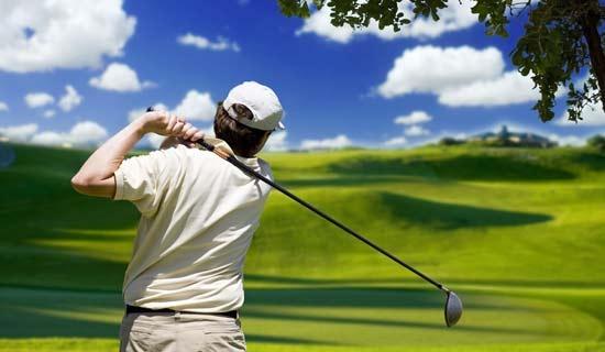 Golf: Abschlag in Amerika