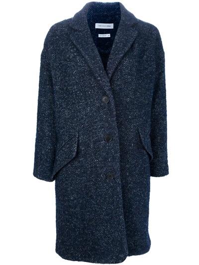 Isabel Marant Étoile 'Delphe' Oversized Coat, farfetch.com, $536