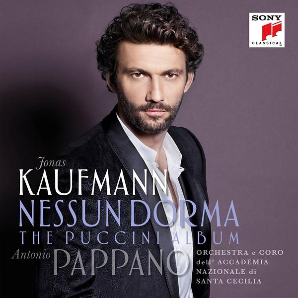 Jonas Kaufmann/Nessun dorma -The Puccini Album/Sony 888750924/CD € 17,95.