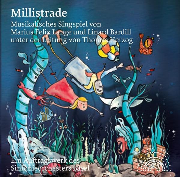 Lange & Bardill - Millistrade. Herzog/Baseler SO/SOB 09/CD € 20,95.