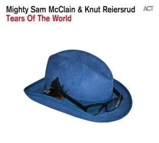 Mighty Sam McClain & Knut Reiersrud - Tears of the World/Act 9033-2/CD € 19,95.