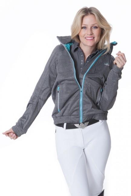 Outer Layer schützen den Körper vor Wind und Wetter - Daiquiry Damen - carbon-sky