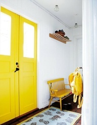 Pinterest / Search results for yellow home
