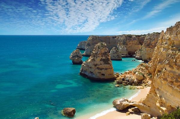 Mit weg.de nach Portugal an die Algarve