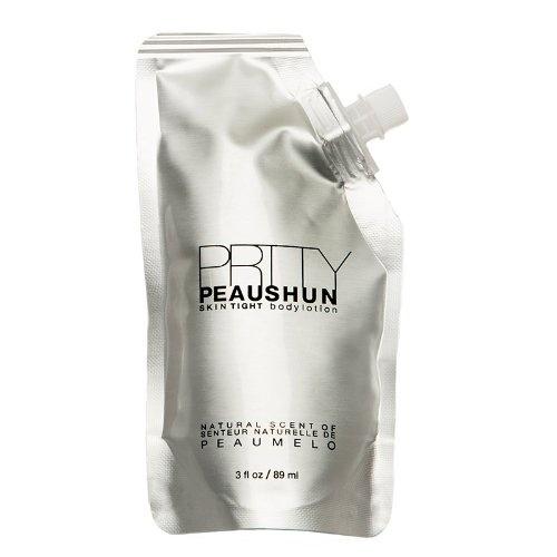 Prtty Peaushun Skin Tight Body Lotion Travel Size
