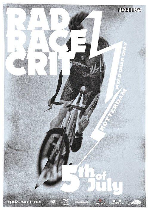 RAD RACE CRIT EVENT RECAP