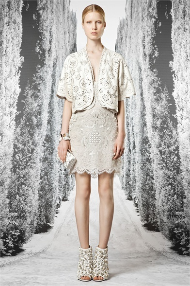 Roberto Cavalli - Pre Spring 2013 - Shows - Vogue.it