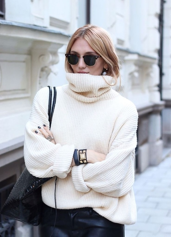 Rollneck sweaters