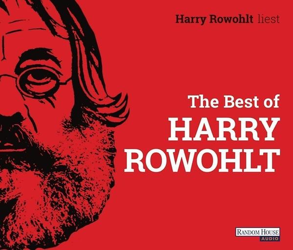 The Best of Harry Rowohlt - Random House/ISBN 978-3-8371-3129-1/CD € 9,95.