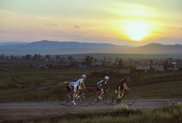 The Red Bull Trans-Siberian Extreme 2015 Just Finished!