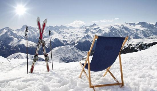 TOP 5 Skigebiete der Alpen