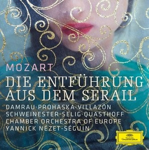 W.A.Mozart - Die Entführung aus dem Serail/Nézet-Séguin(COE)/DG 4794064/2CD €29,95.