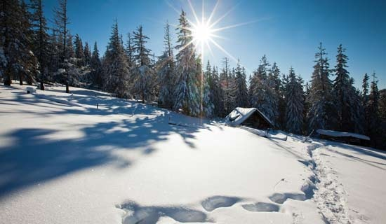 Wohlig warme Wintermomente