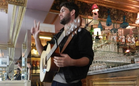 Woody Pitney unplugged: You Can Stay
