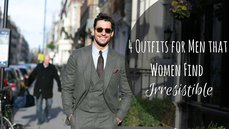 what makes a woman irresistible to a man