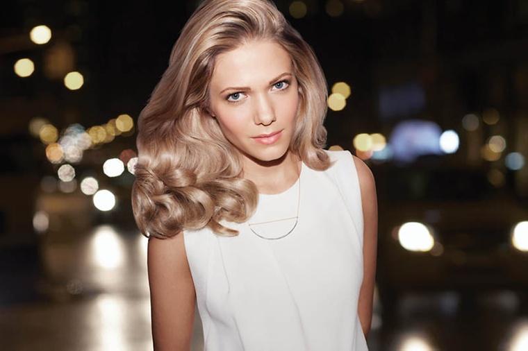 Perfektes Blond mit Blonde Idol.
