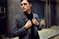 Josh Beech in 3/4 Tailored Jacket