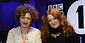 Annie & Frances - image taken from BBC Radio 1 website