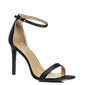 GABRIELLA SATIN TWO PART SANDAL