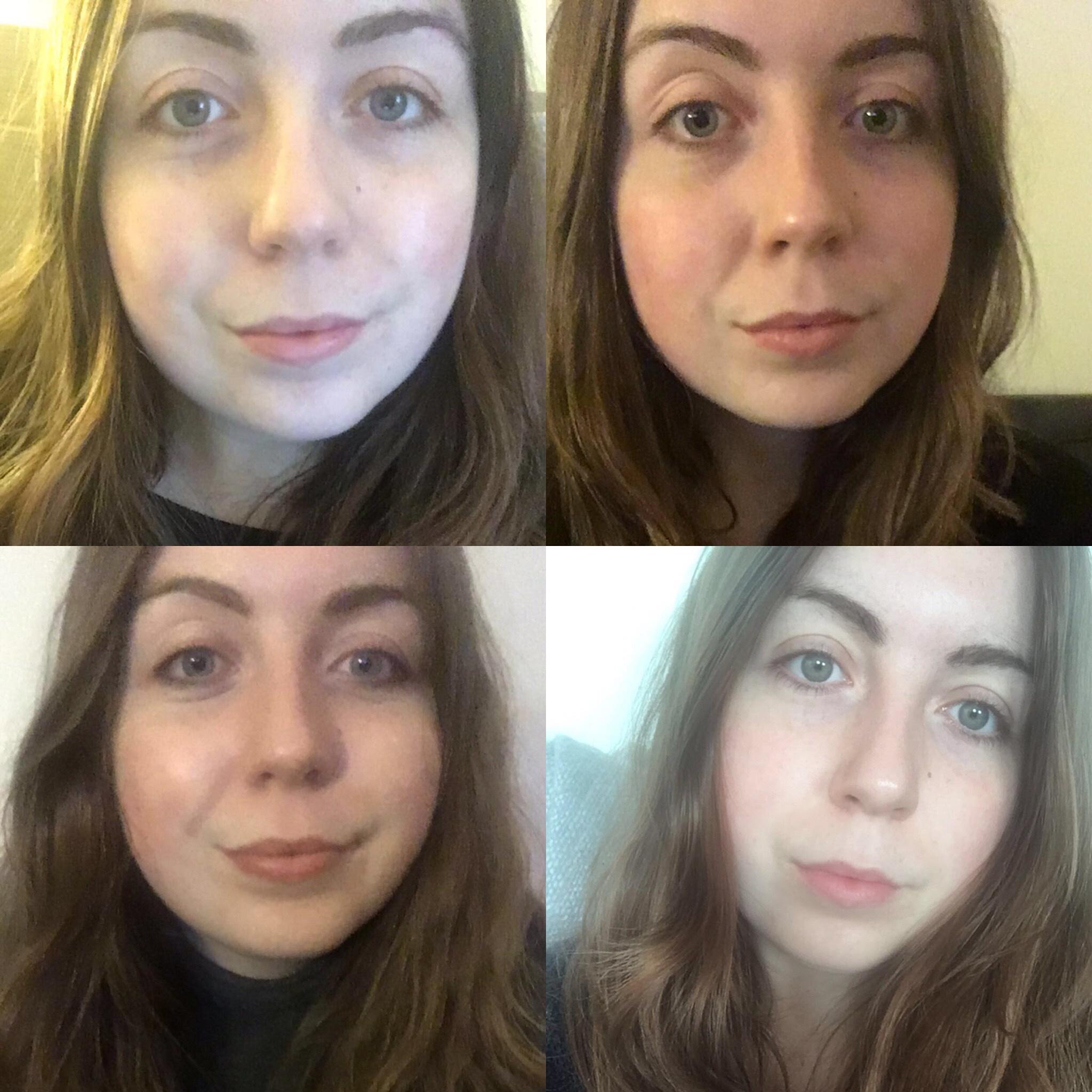 5 Days Make-Up Free