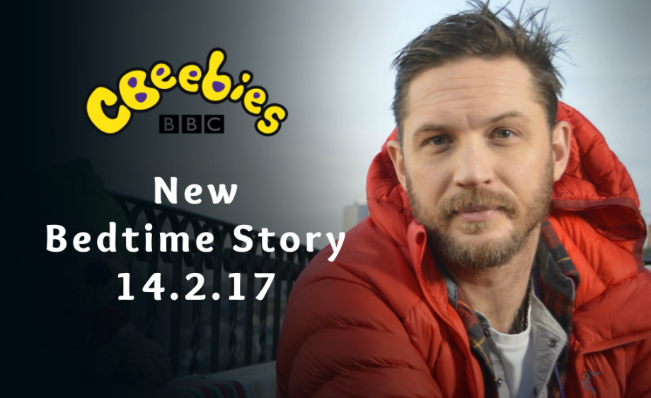 Cancel Your Plans: Tom Hardy Is Gonna Read You A Bedtime Story