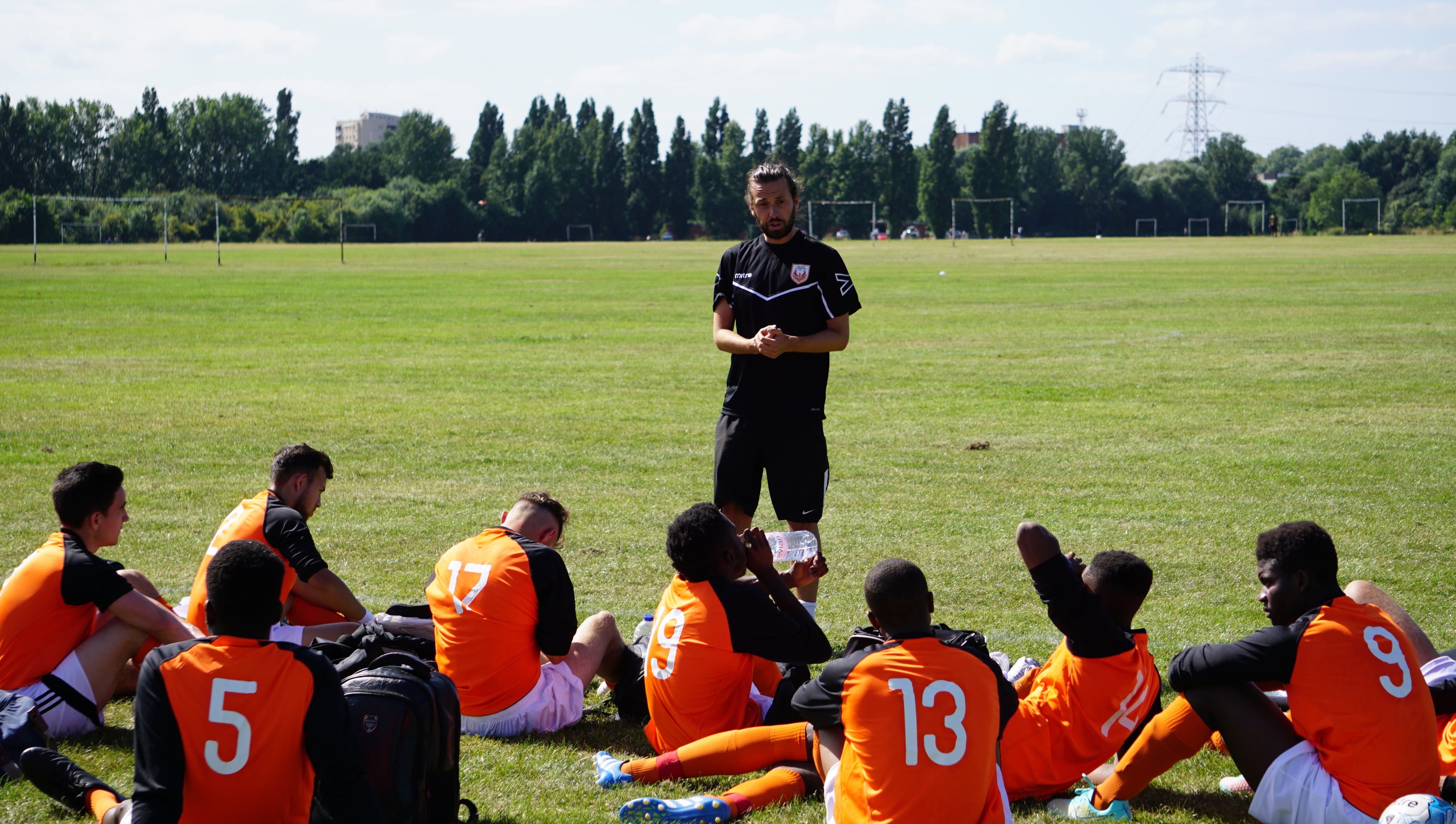 Coaching TIPS - KEEP THE KIDS MOTIVATED