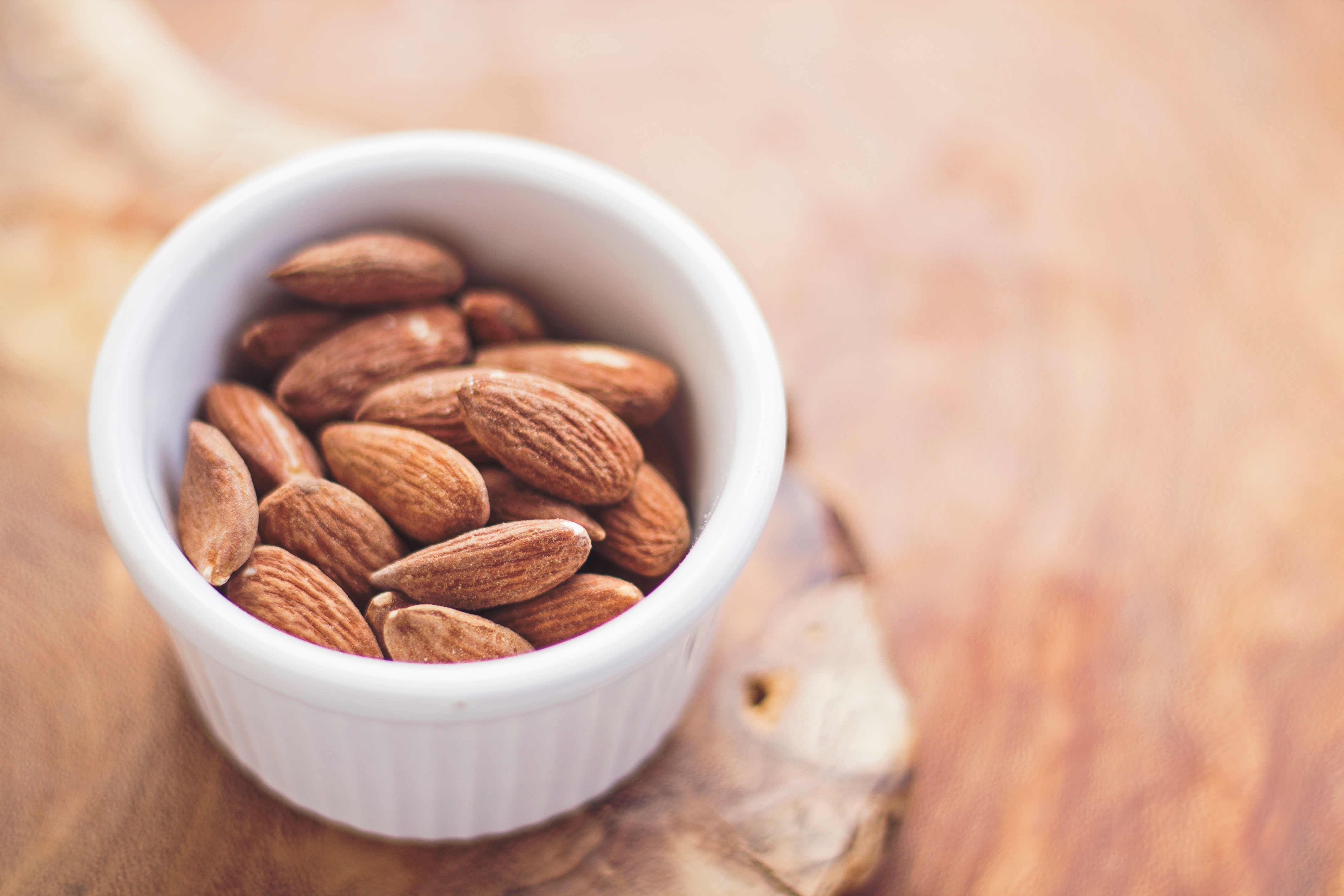 Healthy Snacks Your Desk Drawer Needs