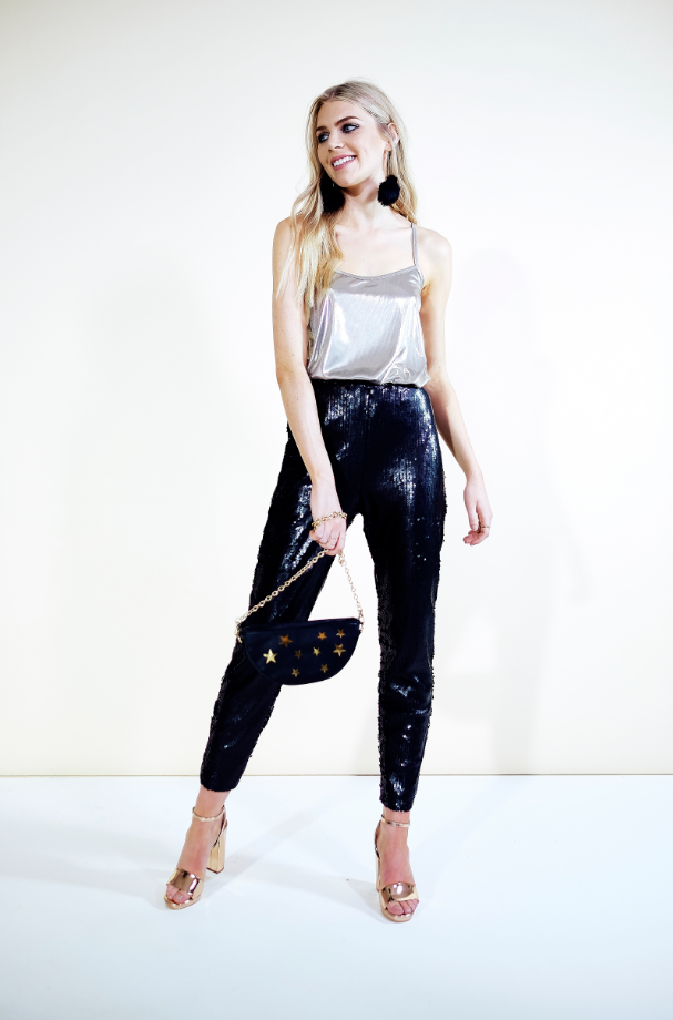 Sequin Trousers | W2W