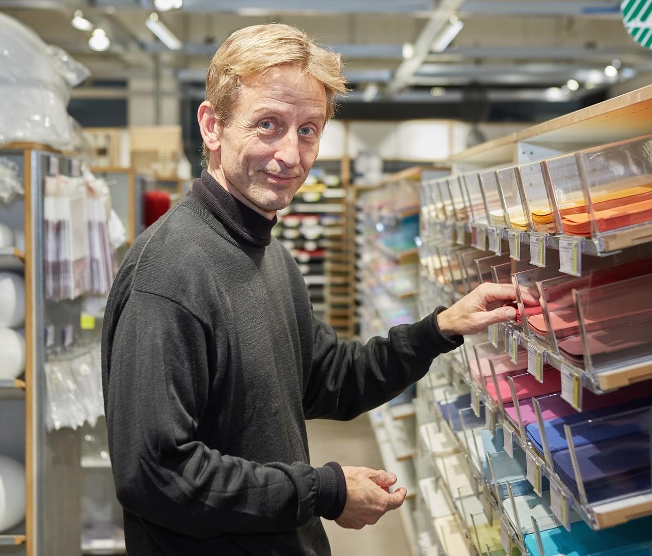 Maßnahmen für ein klimafreundlicheres Modulor: Das steht laut Modulor Geschäftsführer Christof Struhk aktuell ganz oben auf der Agenda