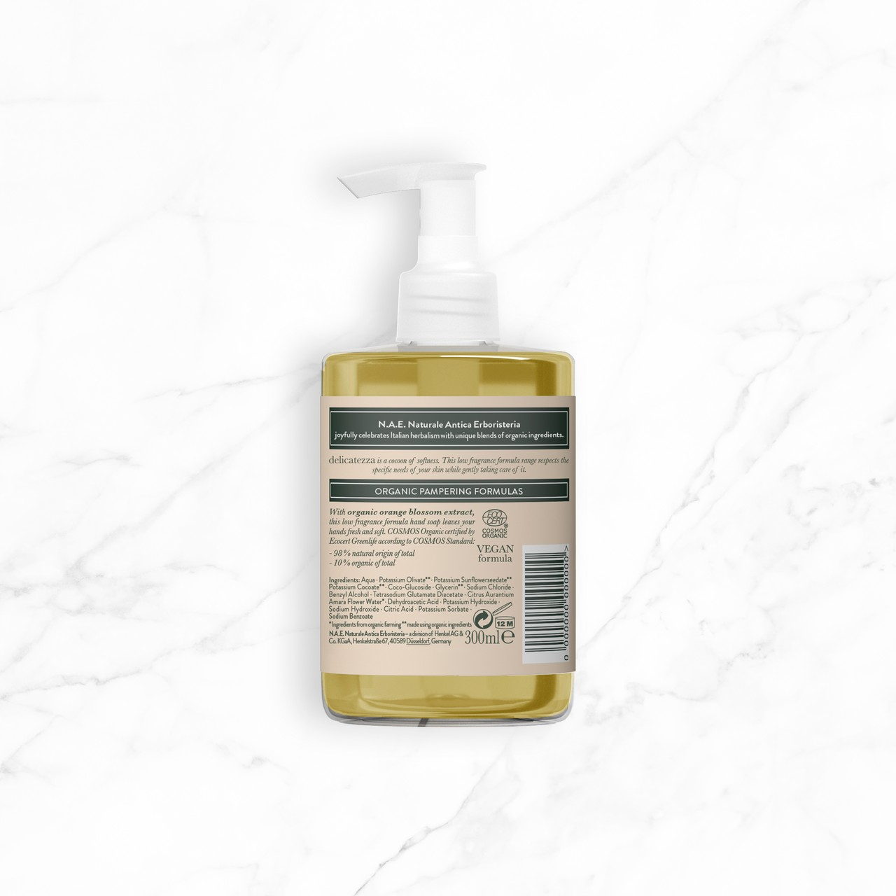 Soothing Liquid Hand Soap, 300ml