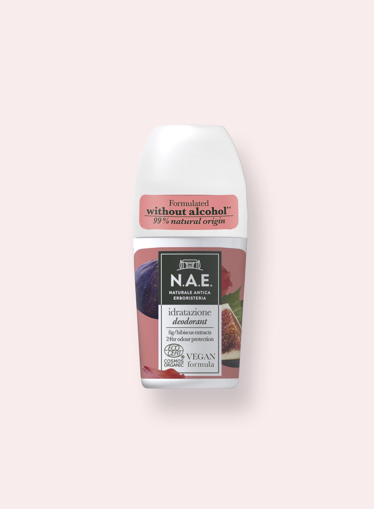 Fugtgivende Deodorant