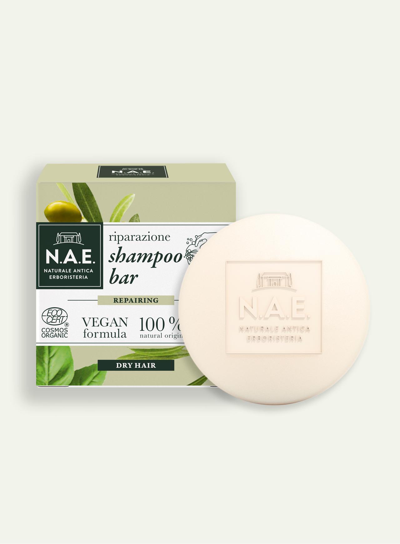 Reparerende Shampoo Bar